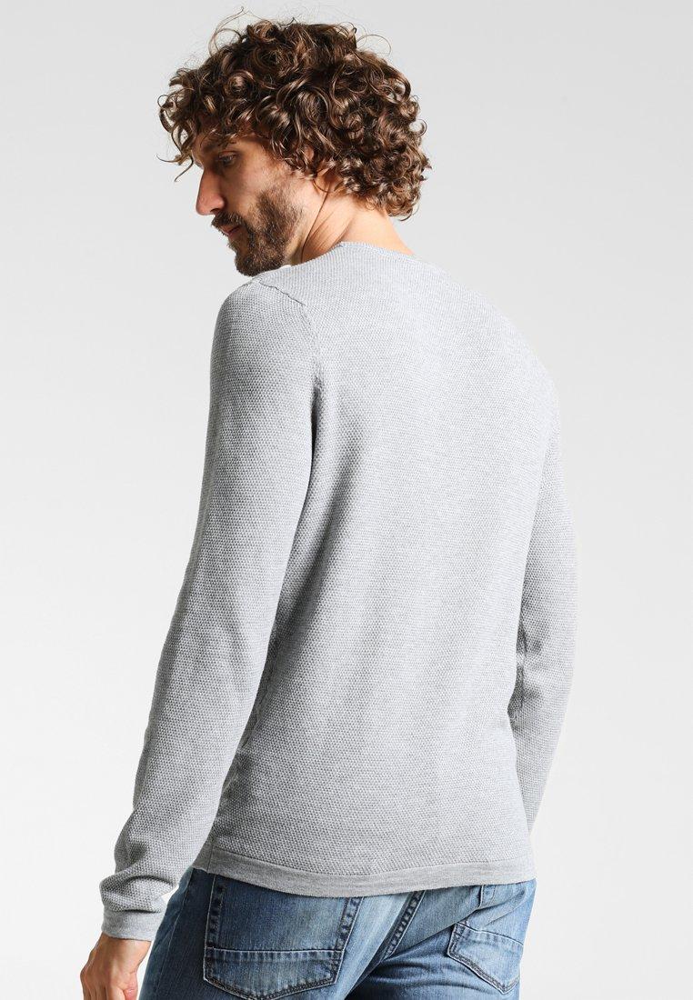 Grey PulloverLight Zalando Essentials Essentials Zalando yYf7gb6