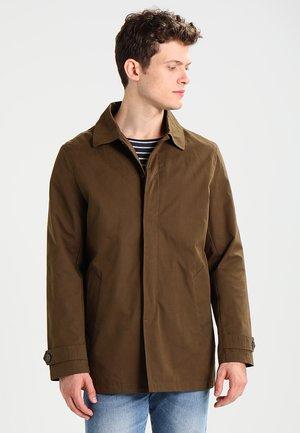 Lett jakke - dark brown