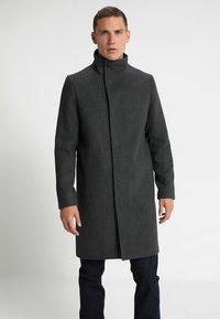 Zalando Essentials - Kåpe / frakk - mottled grey - 0