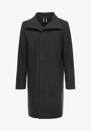 Cappotto classico - mottled grey