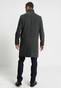 Zalando Essentials - Kåpe / frakk - mottled grey - 2