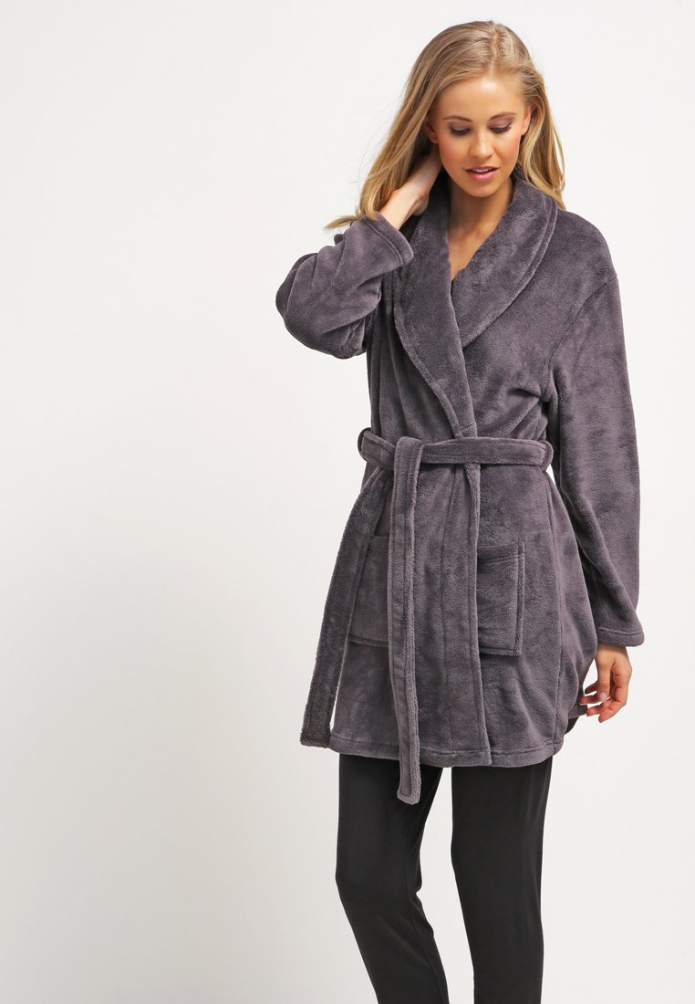 Zalando Essentials - Dressing gown - grey