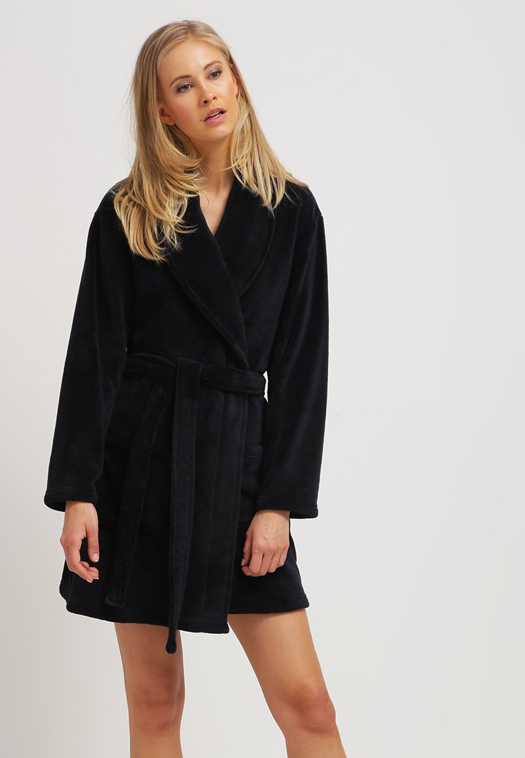 Zalando Essentials - Dressing gown - black