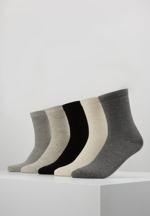 5 PACK - Chaussettes - grey