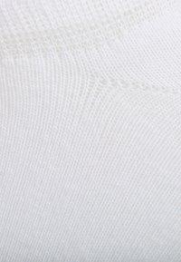Zalando Essentials - 8 PACK - Sokker - white - 1