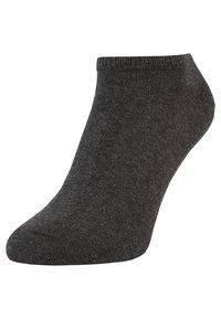 Zalando Essentials - 8 PACK - Sokker - grey/black - 7
