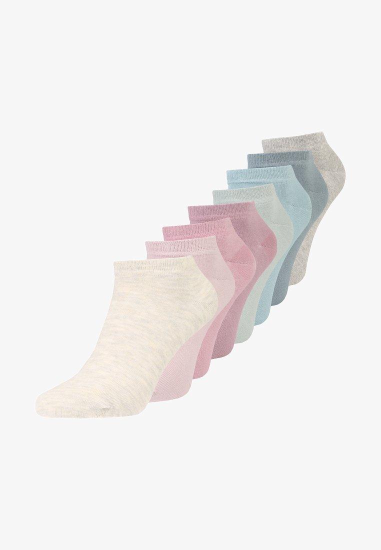 Zalando Essentials - 8 PACK - Sokker - pink/white/blue