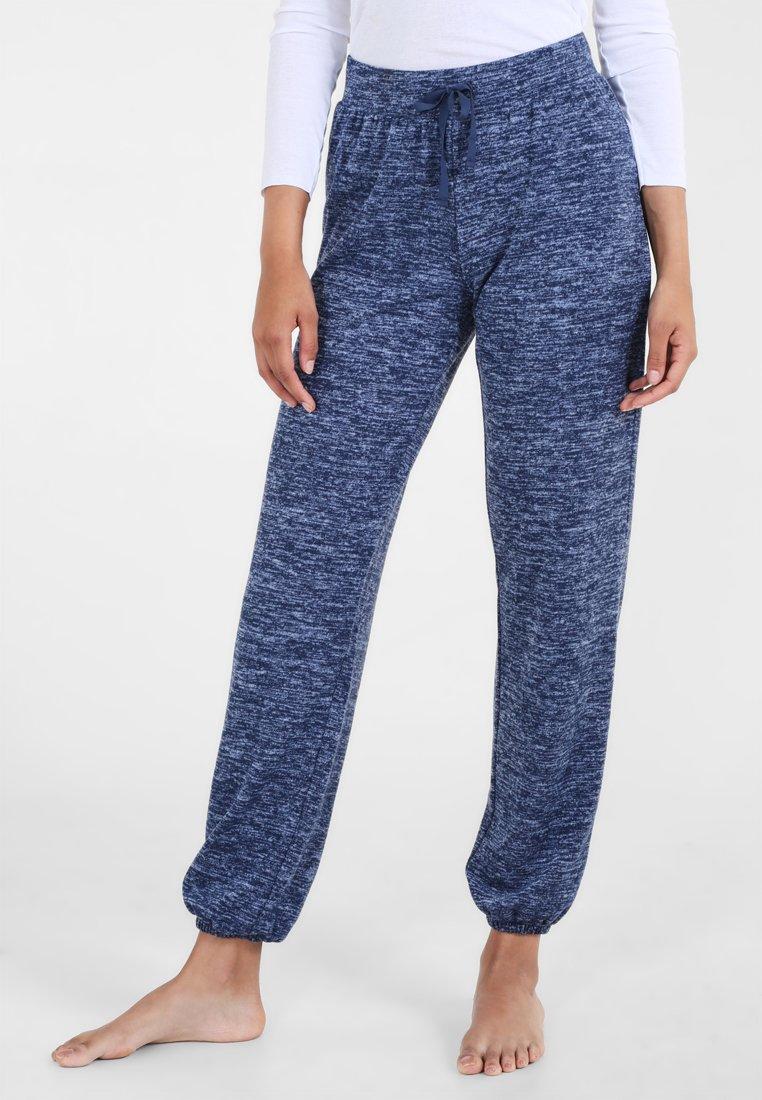 Zalando Essentials - Bas de pyjama - dark blue