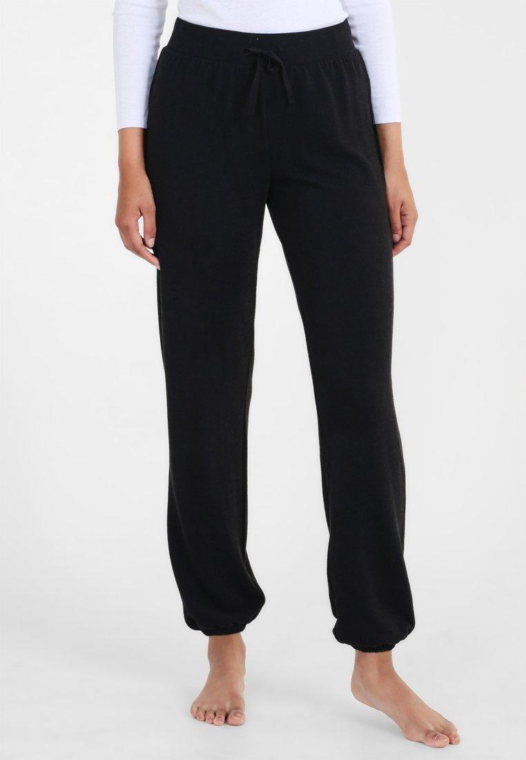 Zalando Essentials - Pyjamabroek - black