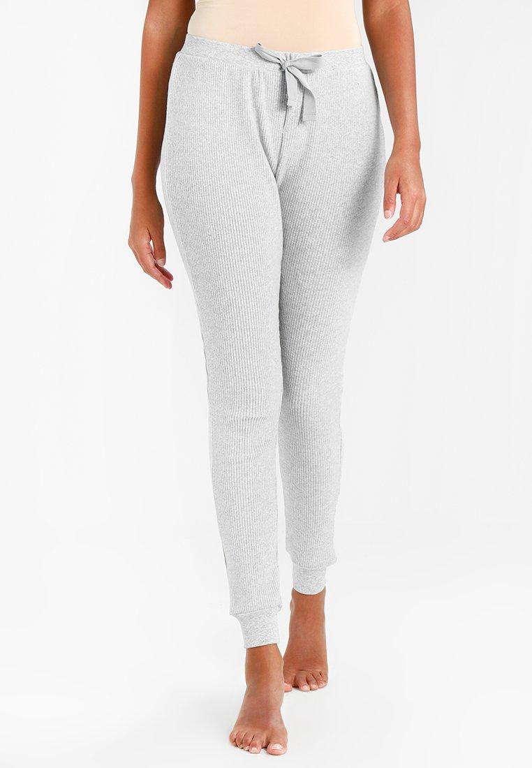 Zalando Essentials - Pyjamabroek - mottled grey