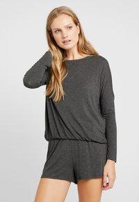 Zalando Essentials - SET  - Pyjama - dark gray - 0