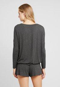Zalando Essentials - SET  - Pyjama - dark gray - 2