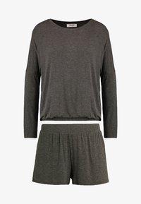 Zalando Essentials - SET  - Pyjama - dark gray - 4
