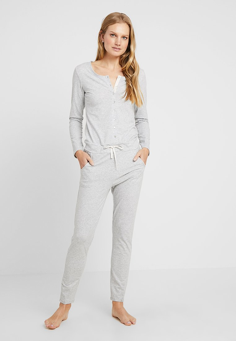 Zalando Essentials - Pyjamaser - mottled light grey