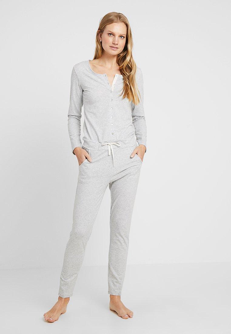 Zalando Essentials - Pyjama - mottled light grey