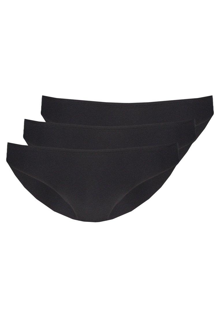 Zalando Essentials - 3 PACK - Stahovací prádlo - black