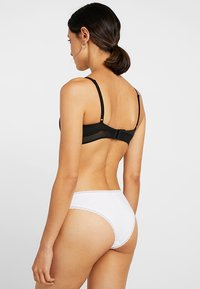 Zalando Essentials - 3 PACK - Slip - bordeaux/black/white - 2