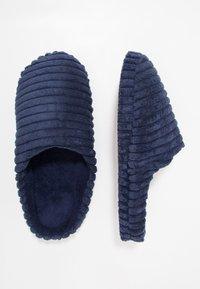 Zalando Essentials - Domácí obuv - dark blue - 1