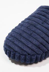 Zalando Essentials - Domácí obuv - dark blue - 5