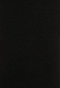 Zalando Essentials - 5 PACK - Sokker - black - 1