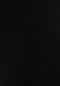 Zalando Essentials - 9 PACK - Strumpor - black - 1