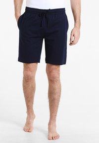 Zalando Essentials - 2 PACK  - Pyjamasbyxor - grey/blue - 3