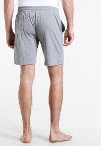 Zalando Essentials - 2 PACK  - Pyjamasbyxor - grey/blue - 2