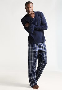Zalando Essentials - SET  - Pijama - blue - 0