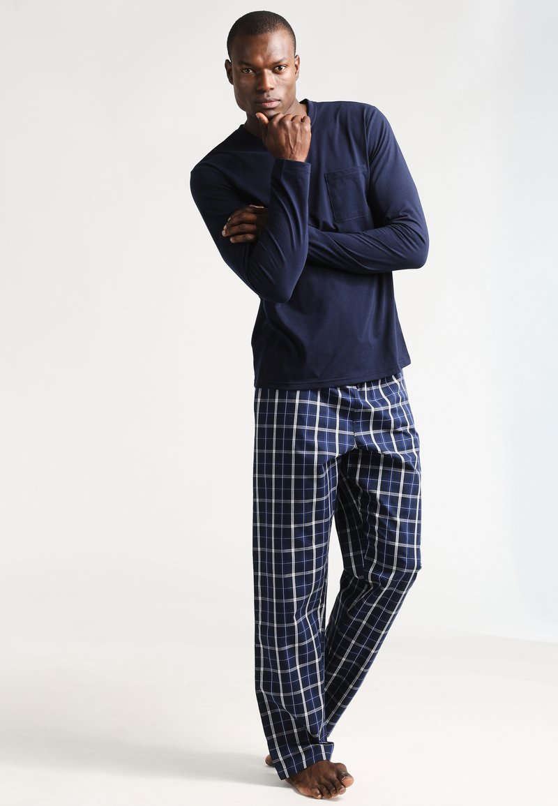 Zalando Essentials - SET  - Pyjamas - blue