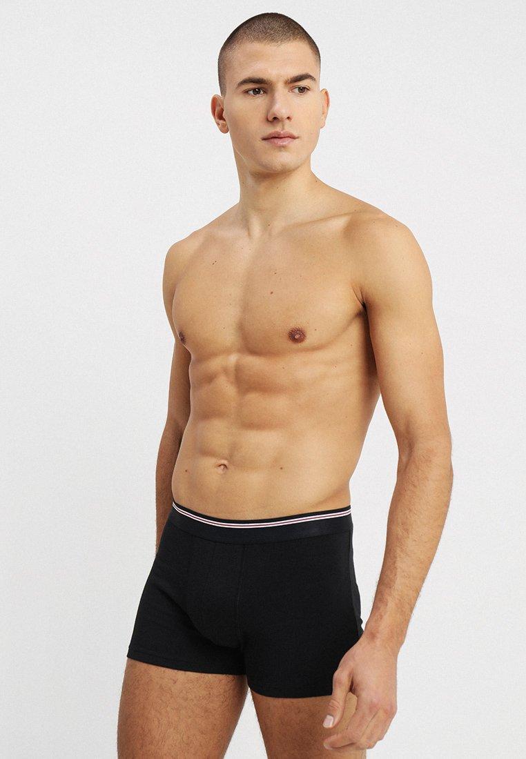 Zalando Essentials - 7 PACK - Pants - black