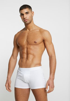 7 PACK - Pants - white