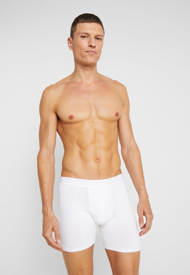 Zalando Essentials - 3 PACK - Panties - grey/white/black