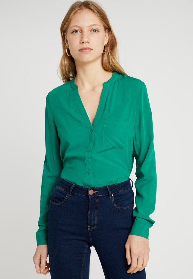 Bluse - green