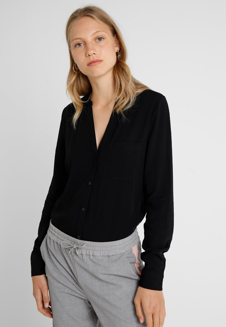 Zalando Essentials Tall - Bluse - black