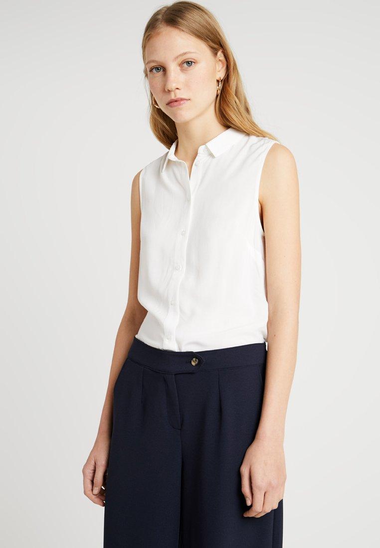 Zalando Essentials Tall - Button-down blouse - off-white