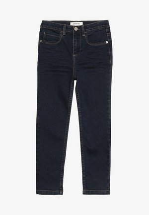 Vaqueros pitillo - dark-blue denim