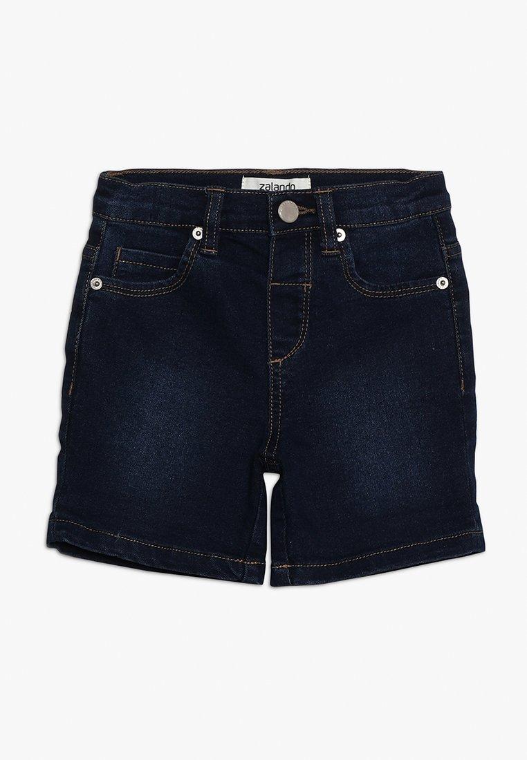 Zalando Essentials Kids - Denim shorts - dark blue denim