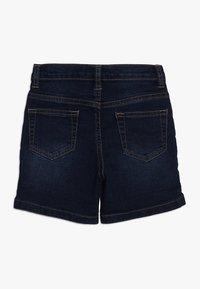Zalando Essentials Kids - Denim shorts - dark blue denim - 1