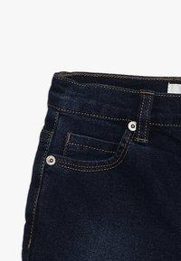 Zalando Essentials Kids - Denim shorts - dark blue denim - 3