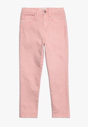 Skinny džíny - Silver Pink