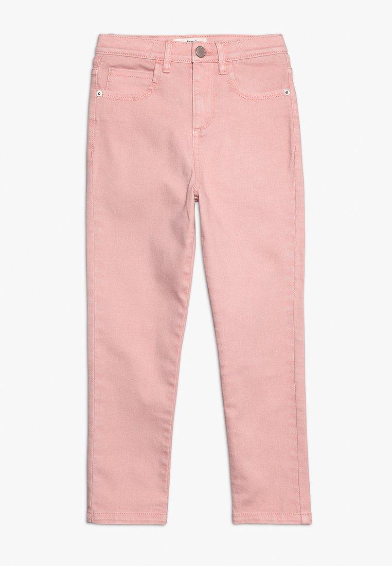 Zalando Essentials Kids - Jeans Skinny Fit - Silver Pink