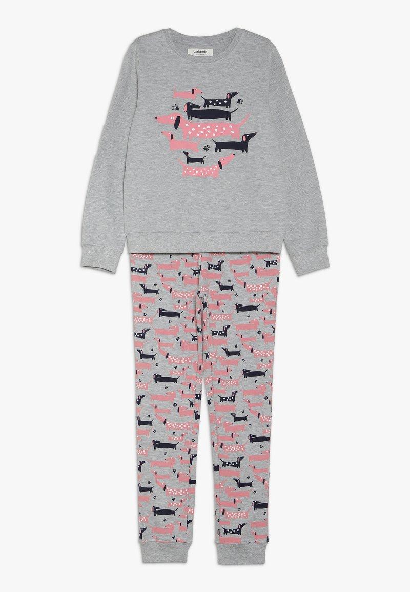 Zalando Essentials Kids - SET - Sweatshirt - light grey