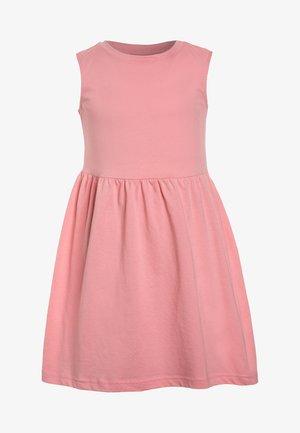 Jerseyklänning - pink