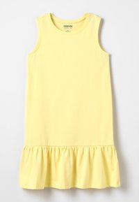 Zalando Essentials Kids - Jerseyklänning -  sunshine - 0