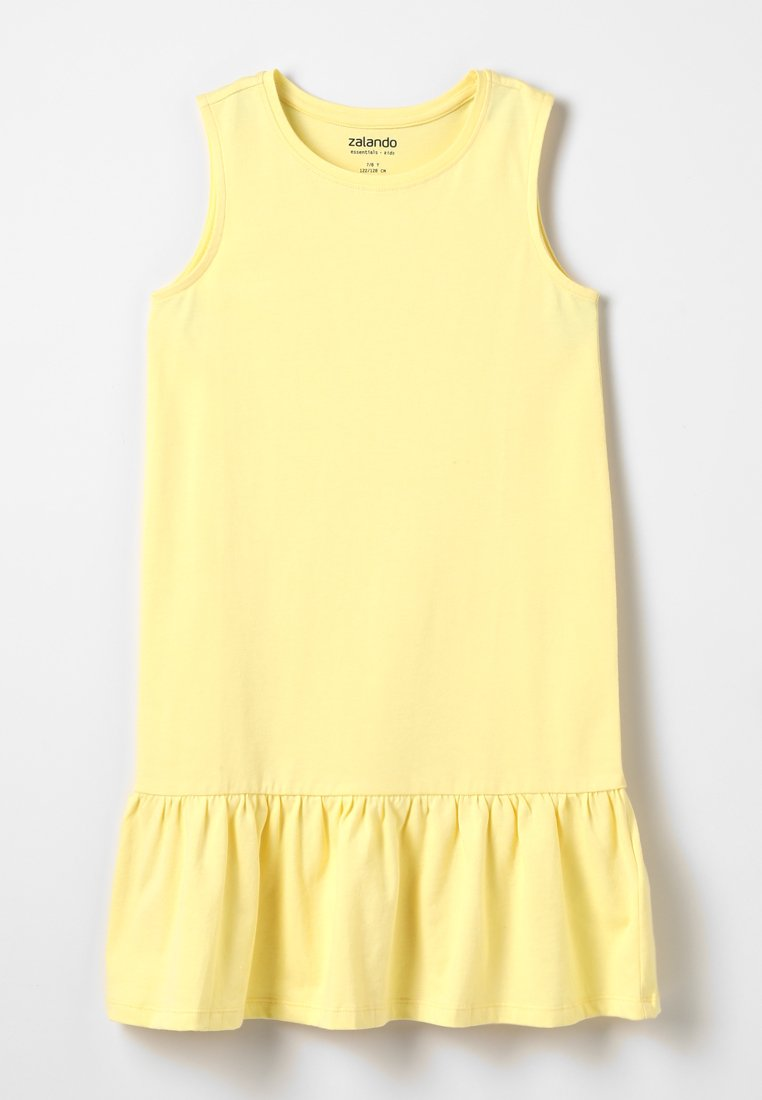 Zalando Essentials Kids - Jerseyklänning -  sunshine