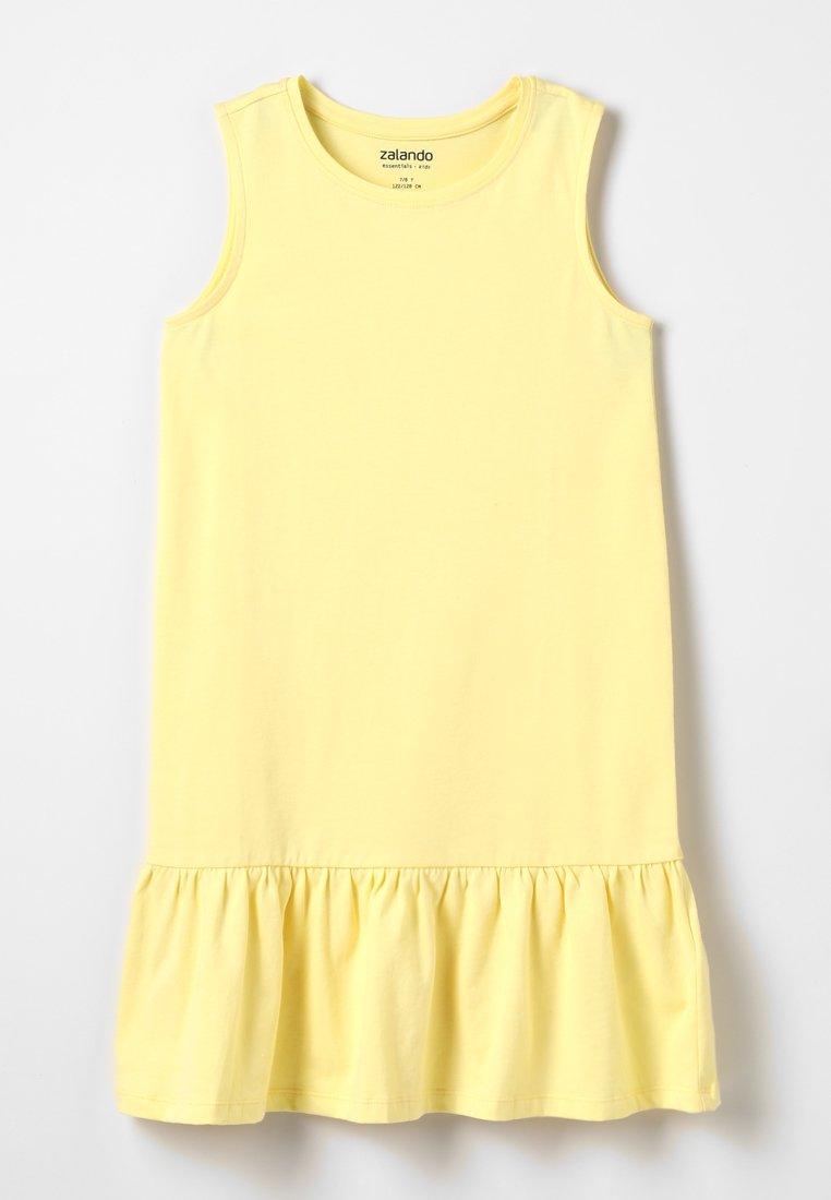 Zalando Essentials Kids - Jerseyklänning -  sunshine