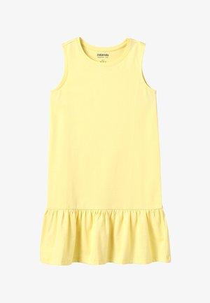 Sukienka z dżerseju -  sunshine