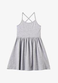 Zalando Essentials Kids - Jerseykleid - mottled light grey - 4