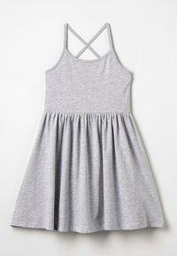 Zalando Essentials Kids - Jerseykleid - mottled light grey - 0