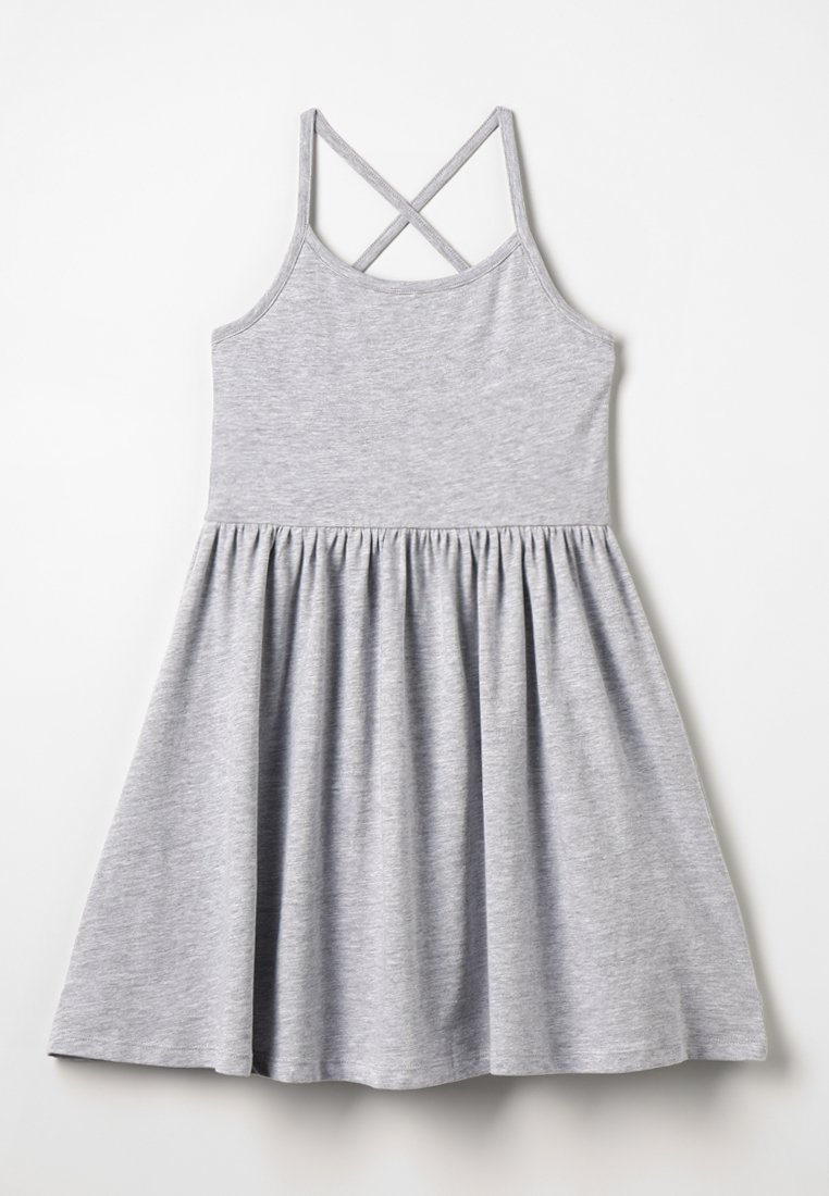 Zalando Essentials Kids - Jerseykleid - mottled light grey